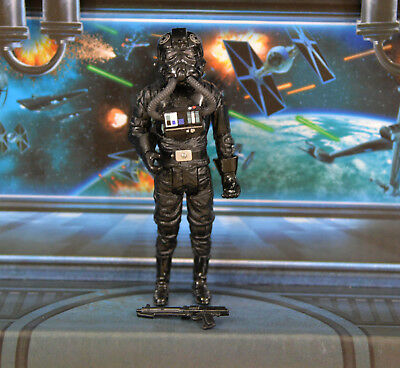 Star Wars Figure 2006 Saga Collection Tie Fighter Pilot