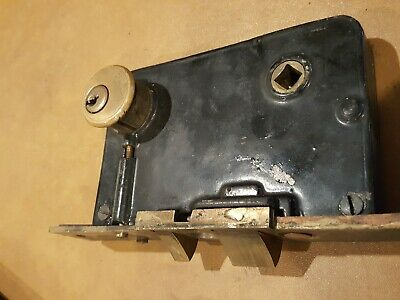 Vintage Russwin  Door Mortise Lock Parts no key