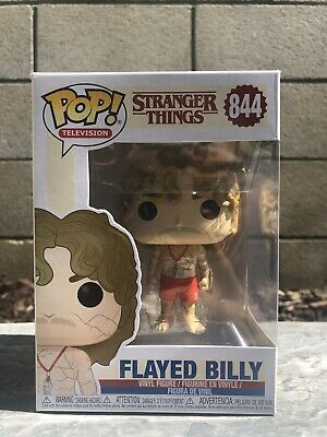 Funko Pop! Television: Stranger Things - Flayed Billy 844 Vinyl Figure - New