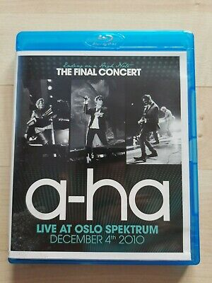 [Blu-Ray BluRay BD] a-ha A HA - Ending On A High Note / The Final Concert / Oslo