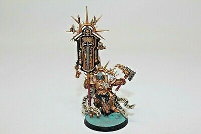 Warhammer Stormcast Eternals Lord-Relictor Well Painted - JYS6