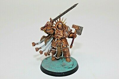 Warhammer Stormcast Eternals Lord-Celestant Well Painted - JYS12