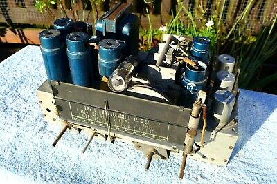 Awa Fisk Radiola Chassis For Parts Or Restoration.