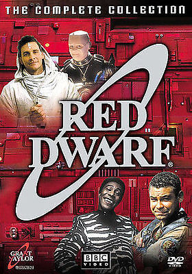 Red Dwarf Collection (Used, DVD, Series 1-8, 18-Disc Set)