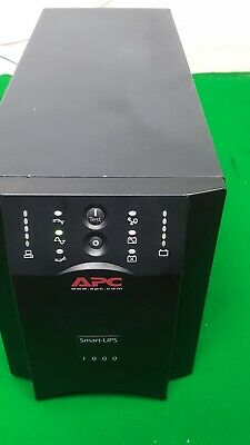 APC Back-UPS Pro 1000 UPS 1000VA System Battery Power Supply