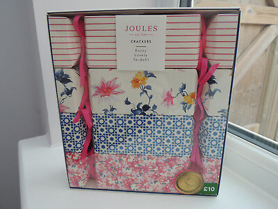 Joules Crackers 'pull the other one' Gift Set Brand New in Box