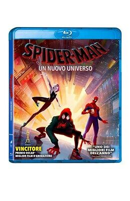Spider-Man Un Nuovo Universo - Blu-Ray Italiano (Spiderman Bluray) - Nuovo