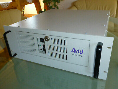 Avid Digidesign Expansion Chassi Top Zustand