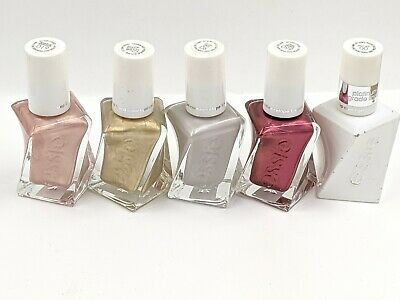 ESSIE Gel Couture Wholesale Nail Polish New NO REPEATS LOT (5)