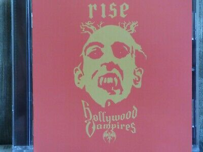 HOLLYWOOD VAMPIRES-Rise-2019 CD ALICE COOPER