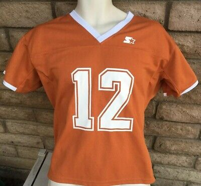new product c9977 c4b5c EARL CAMPBELL TEXAS Nike NCAA jersey Men's XL Longhorns 77 ...