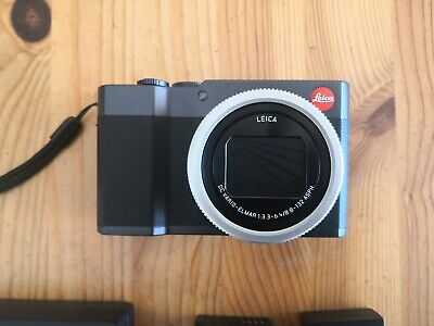 Leica LEICA C-LUX Midnight Blue invoice with warranty.