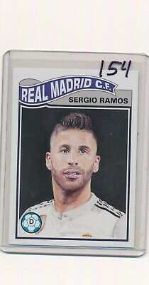 2019 Topps UCL Soccer Living Set Sergio Ramos  #4