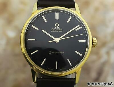 Omega Seamaster 1960s Mens Swiss 34mm Calibre 552 Vintage Automatic Watch JL223