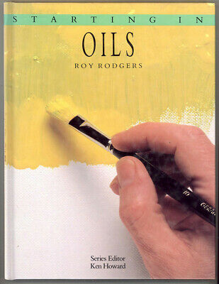 ART BOOK - OILS By Roy Rodgers