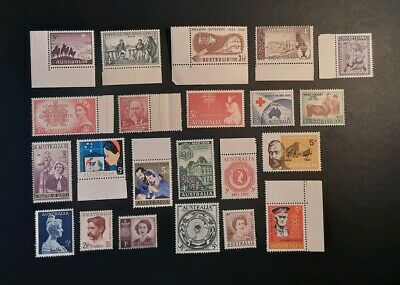 Australian stamps various. Predecimal  and decimal mint never hinged LOT HH