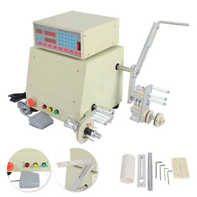 Automatic Coil Winder Winding Machine Step-Servo Motor Micro-computer Controll