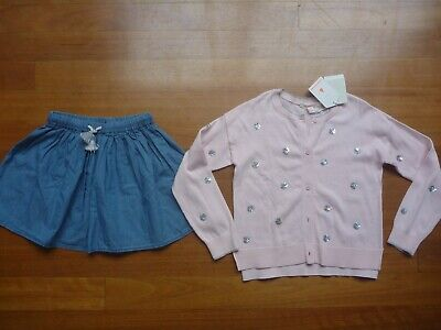 2 X Girls Country Road Items Size 8