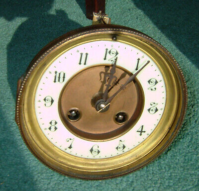 Jules Rolez french clock movement in working order