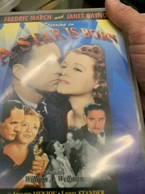 A Star Is Born DVD : very good condition  t40