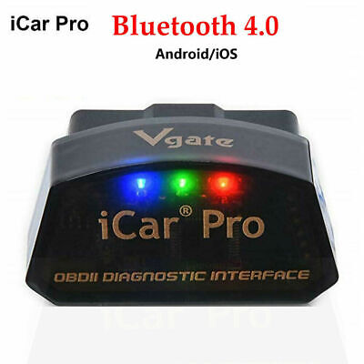 Vgate iCar Pro Bluetooth Adapter OBD2 Car Diagnostic Scanner Tool Code Reader