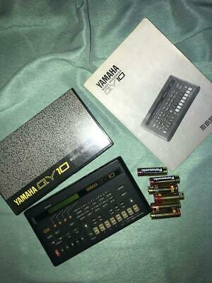 YAMAHA QY10 QY-10 sequencer / synth module/mini keyboard