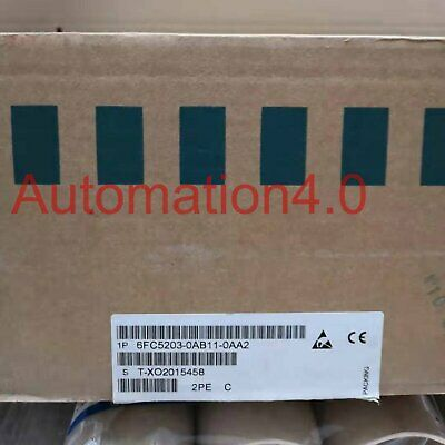 1PC Brand New SIEMENS 6FC5 203-0AB20-0AA1 One year warranty free Shipping