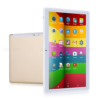 """XGODY 10.1"""" INCH Android 6.0 1+16GB Tablet PC Quad-Core GPS Dual Cam 3G Phone UK"""