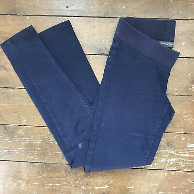 Blooming Marvellous Mothercare Maternity Jeans Soze 8 Long Blue Stretch Waist