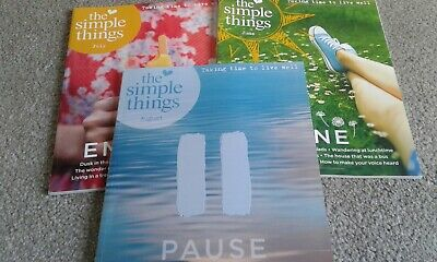 The Simple Things magazines June July August 2019