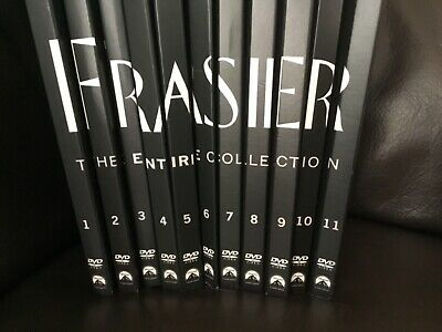 Frasier the Entire Collection Series 1-11 Complete 44 DVD Collection