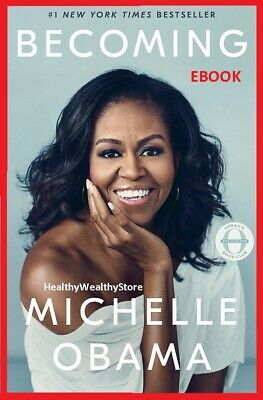 Becoming by Michelle Obama - P.D.F. - ⭐Immediate Delivery⭐