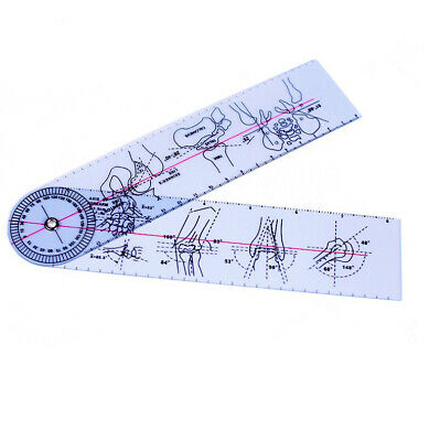 1pcs Orthopedic Ruler Joint Angle Measuring Ruler Medical Ruler Tools Supplies