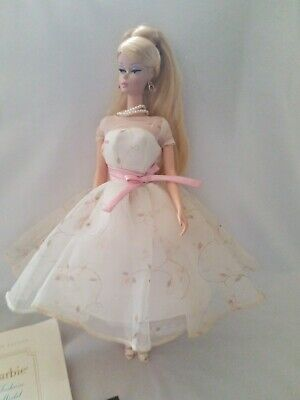 2000 Barbie Fashion Model Lingerie Collection Silkstone 29651 Limited Ed. BLONDE