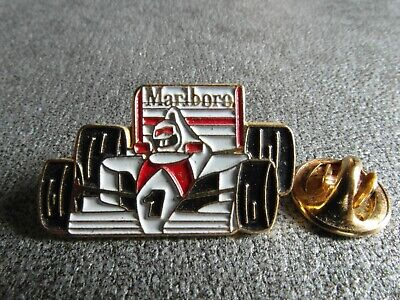 Rare Pins Pin's - Marlboro - Formule 1 - Circuit - Course - Voiture Or * Ef *