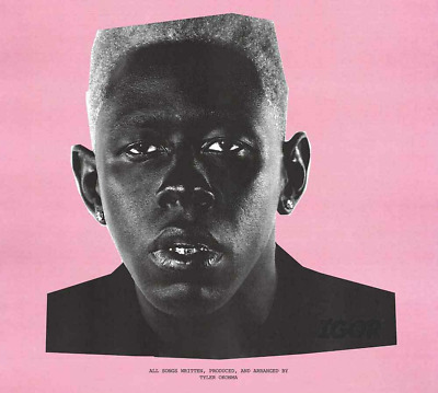 Tyler The Creator - Igor New CD - Released 23/08/2019