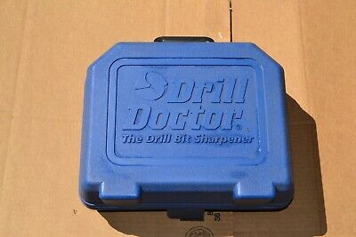 Drill Doctor 750X Drill Bit Sharpener  Carrying Case