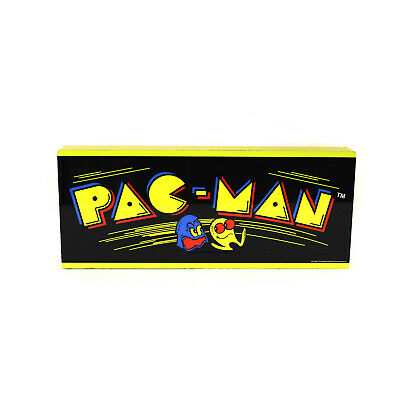 Arcade1Up Collectibles - Pac-Man Marquee Wall Light [Brand New]