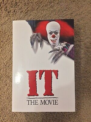 """NECA 1990 IT 7"""" Pennywise Toy Action Figure Brand New"""