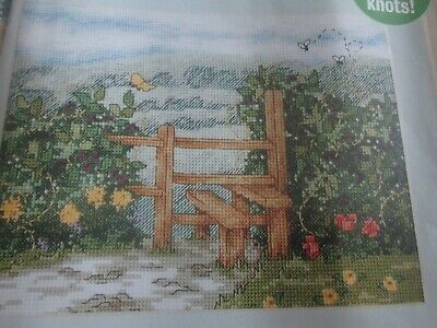'Country Walk' Cross Stitch chart (Only)