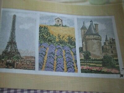 'French Connection' Cross Stitch chart (Only)