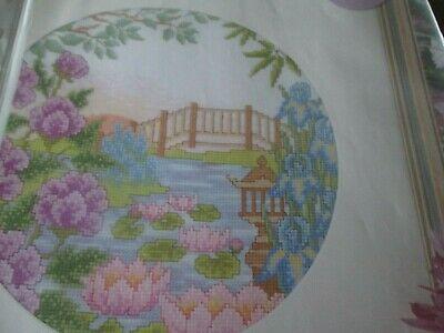 'A Little Taste Of Paradise' Cross Stitch chart (Only)