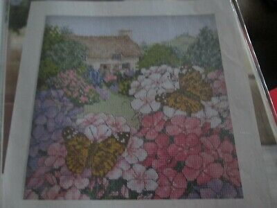 'Summer's Day' Cross Stitch chart (Only)
