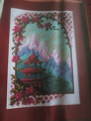 'Eastern Promise' Cross Stitch chart (Only)