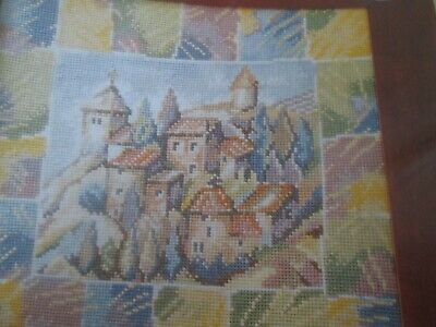 'A Passion For France' Cross Stitch chart (Only)