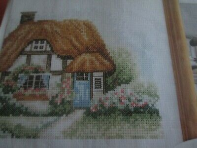 'Where The Heart Is' Cross Stitch chart (Only)