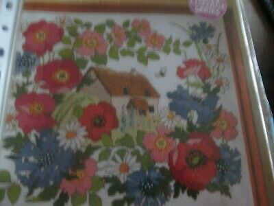 'A Place In The Sun' Cross Stitch chart (Only)