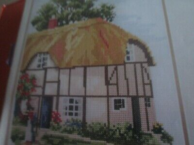 'Heart Of The Country' Cross Stitch chart (Only)