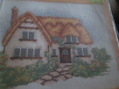 'Home Sweet Home' Cross Stitch chart (Only)