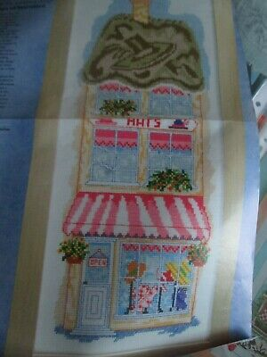 'Gone Shopping' Cross Stitch chart (Only)
